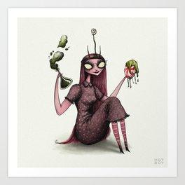 Eureka! Art Print