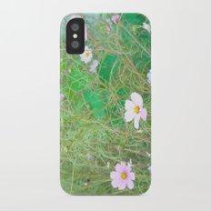 Wildflowers iPhone X Slim Case