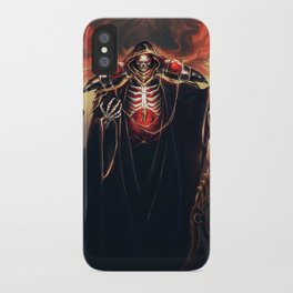 The Sorcerer King - Overlord iPhone Case