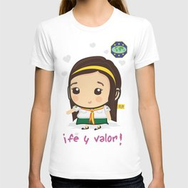 Cute Girl Master Guide T-shirt