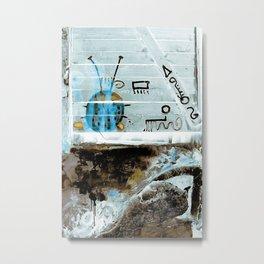 LADYBUG no6 Metal Print