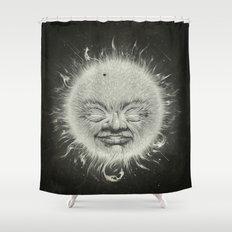 Sirious A Shower Curtain