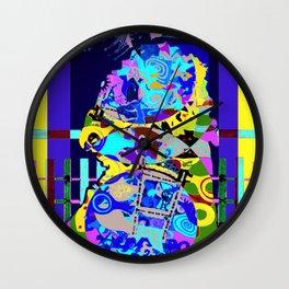 kunisada new Wall Clock