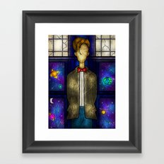 The Eleventh Framed Art Print