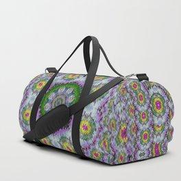 summer bloom in floral spring time Duffle Bag