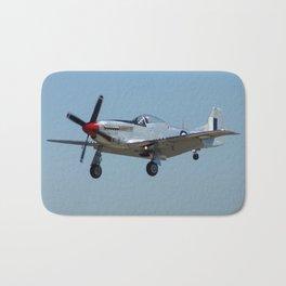 P-51 Mustang Bath Mat