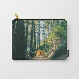 Camp Vibes / Big Sur, California Carry-All Pouch