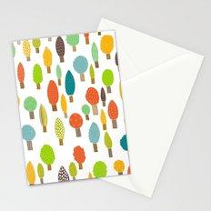 Wood U Colorful Stationery Cards