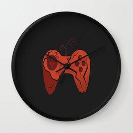RedStone Gamepad Wall Clock
