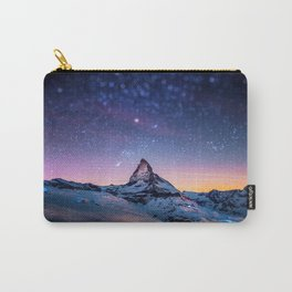 Mountain Reach the Galaxy Carry-All Pouch