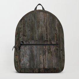 Old Wood Backpack