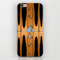 copper iPhone & iPod Skins featuring copper by Maureen Popdan