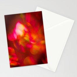 BOKEH GLOW Stationery Cards