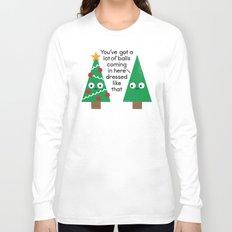 Spruced Up Long Sleeve T-shirt
