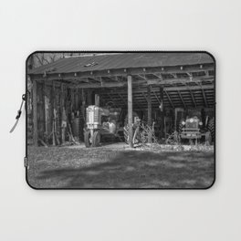 Where Old Tractors Rest Laptop Sleeve