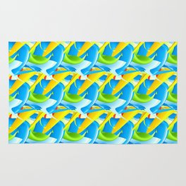 3D Pattern_02 Rug