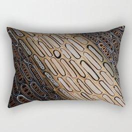 Rain X Rectangular Pillow