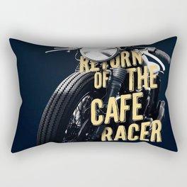 Return of the cafe racer Rectangular Pillow