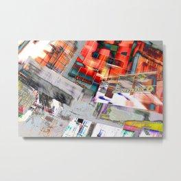 townview Metal Print