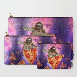sloth galaxy Carry-All Pouch