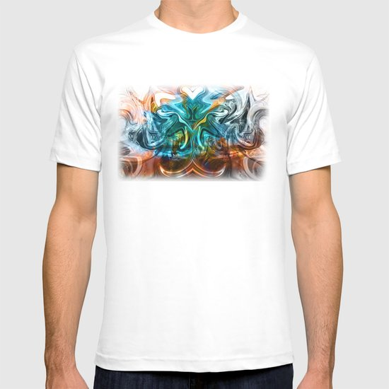liquified time T-shirt