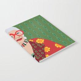 Iris Apfel Notebook