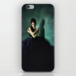 My Place Among the Shadows iPhone Skin