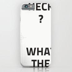 Ttyyppoo 030 iPhone 6s Slim Case