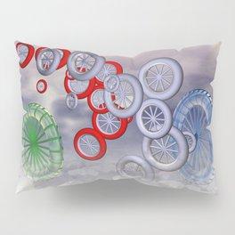 rolling reels Pillow Sham