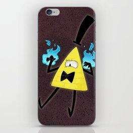 Angry Dorito iPhone Skin