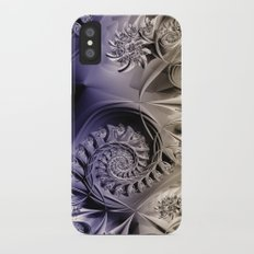 Metallic coils Slim Case iPhone X