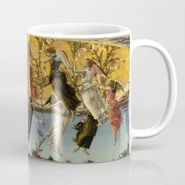 "Sandro Botticelli ""The Mystical Nativity"" Coffee Mug"