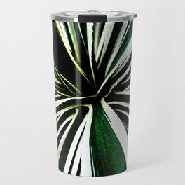 Sunburst Sansevieria Travel Mug