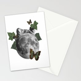 new born nature Stationery Cards
