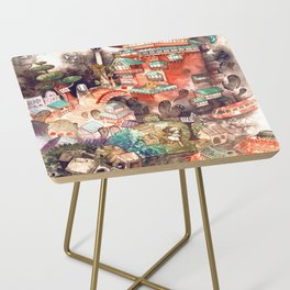Spirited Away Side Table
