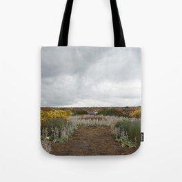 Lindisfarne Castle- UK Tote Bag