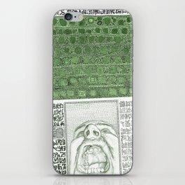 """""""AAAAAA"""" iPhone Skin"""