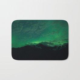 mountain glow Bath Mat
