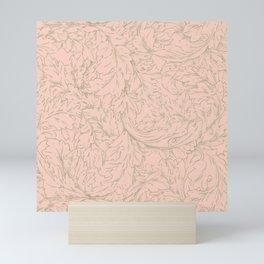 """William Morris """"Acanthus Scroll"""" 10. Mini Art Print"""