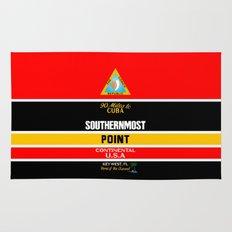 Southern Most Point, Key West, Florida/サザン・モスト・ポイント Rug