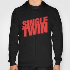 Single Twin Hoody