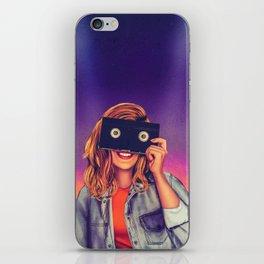 VHS Vision iPhone Skin