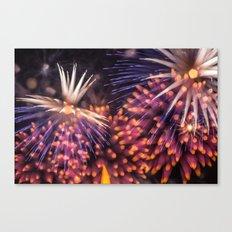 Fireworks - Philippines 13 Canvas Print