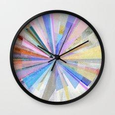 Graphic XZ Wall Clock