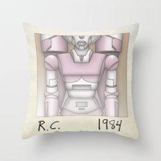 R.C. - 1984 Throw Pillow