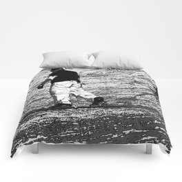 Snowboarding - Winter Sports Comforters