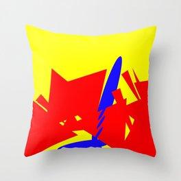 mapal Throw Pillow