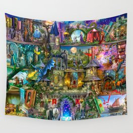 Once Upon a Fairytale Wall Tapestry