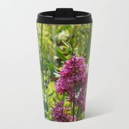 French Flowers Travel Mug