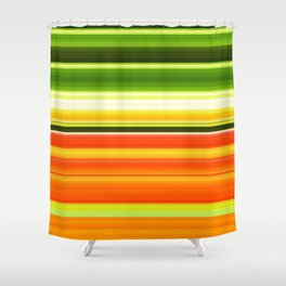 Breakfast juice. Shower Curtain